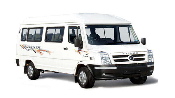 12 Seater Car Temepo Traveller