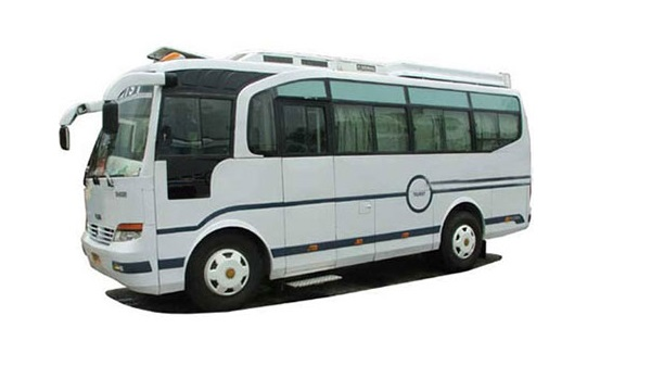 18 Seater Mini Coach