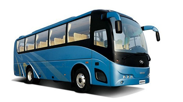 27 Seater Luxury Coach