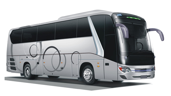 35 Seater Luxury Coach