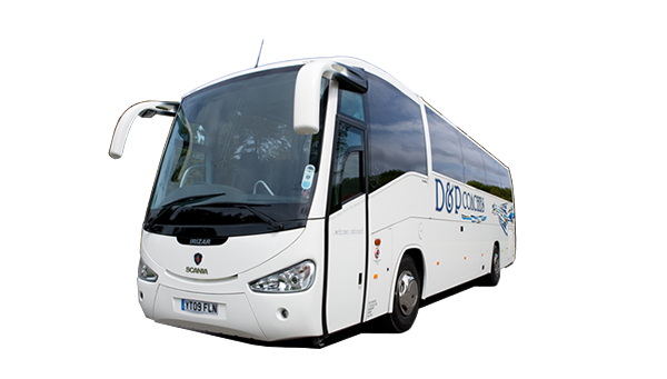 42 Seater Luxury Coach
