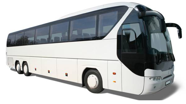 50 Seater Volvo Coach