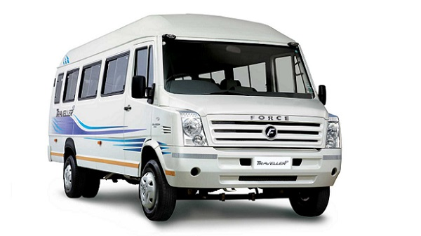 8 Seater Car Temepo Traveller